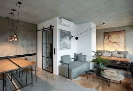 Loft Interior Design by An Industrial Loft In Prague Design Milk