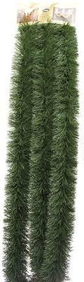 festive productions tinsel garland 6 m green co uk