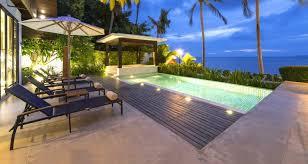 the sea koh samui resort u0026 spa samui luxury beachfront pool villa