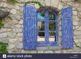 provence style provence style lavender blue window shutters in la garde adhémar