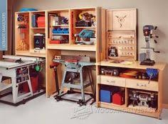 Woodworking Projects Garage Storage by One Wall Workshop Plan Workshop Solutions Plans Tips And Tricks