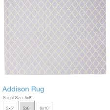 Pottery Barn Rugs On Sale Find More Pottery Barn Brand New Lavender Rug Check