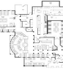 Sample Floor Plan Of A Restaurant Restaurant Floor Plan Drawings Floor Plan Sample Restaurant
