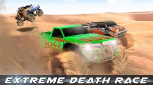 death race the game mod apk free download monster truck desert death race apk download free racing game for