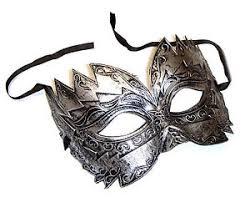 masquerade masks mens mens burnished silver masquerade mask titan eye mask masked