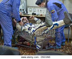 expedition 35 nasa soyuz commander pavel vinogradov has his