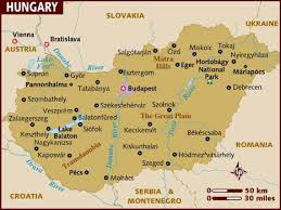 middle east map hungary map of hungary