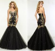 Black Mermaid Prom Dresses 2017 Holiday Dresses