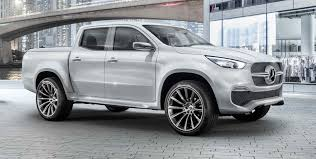 mercedes benz x class u2013 new pickup truck myautoworld com