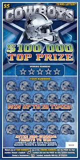 halloween scratch off tickets win a texas lottery cowboys prize pack amp 1037
