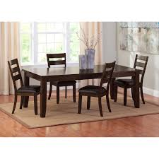 Dining Room Outlet Abaco Dining Table Brown Value City Furniture And Mattresses