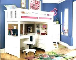 Kid Bed With Desk Loft Bed With Desk Underneath Wood Bunk Bed With Desk Underneath