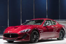 maserati granturismo red interior granturismo and grancabrio special editions from maserati unveiled
