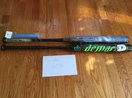 demarini aftermath for sale niw 27oz monsta dna and 26oz demarini flipper aftermath