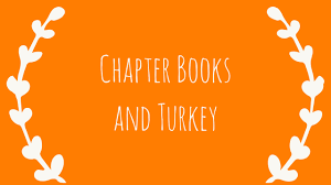 five thanksgiving chapter books amberly kristen clowe
