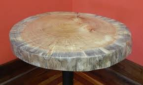 round pine dining table dining tables figured black walnut lumber live edge furniture