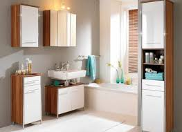 Bathroom Cabinet Storage by White Bathroom Tall Cabinet Storage In Walton Merseyside Benevola