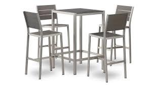 table haute de cuisine avec tabouret table haute exterieur emejing de jardin avec tabouret images awesome