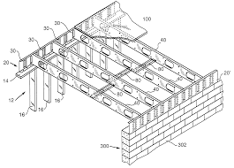 patent us6691478 joist support apparatus google patents
