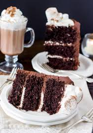 chocolate cake sugar spun run