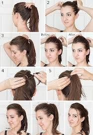 ponytail bump hairstyles fresh bump hairstyl dogmaradio