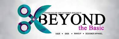 beyond the basic unisex salon and designer boutique home facebook