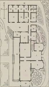 small manor house plans house interior
