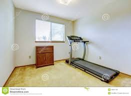small gym room stock photo image 38821128