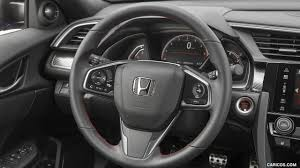 honda civic 2017 interior 2017 honda civic si sedan interior steering wheel hd