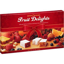 fruit delights liberty orchards fruit delights candies gift box 12 oz