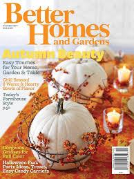 better homes and garden pumpkin decorating ideas home decor