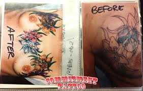 bad ink tattoo cover ups and tattoo touchups fixing ugly tattoos