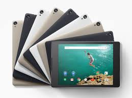 android tablet comparison comparison of nexus devices tablets and phones comparison