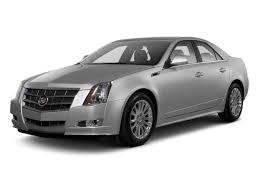 2012 cadillac cts sedan price 2012 cadillac cts sedan values nadaguides