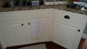 Refinished Cabinets Cabinet Refinishing By R And R Painting Nc Llc