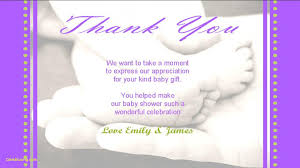 thank you cards for baby shower family baby shower thank you card wording for diapers also baby