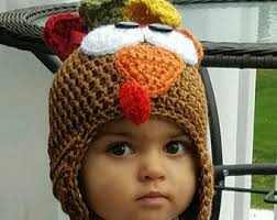 turkey hat baby turkey hat etsy