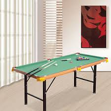 5ft Folding Pool Table Soozier 54