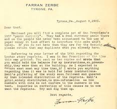 if i had 100 dollars writing paper numismatic history pocket change that is what prompted george to write i could not recall ever having seen or handled a copy of the ajn reprint of zerbe s lesher article he says