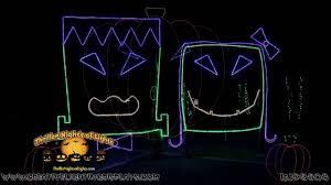Cool Halloween Lights by Halloween Light Show 2016 U2013 I Want Candy Mobile Al Youtube