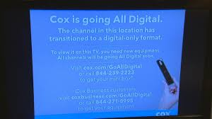 cox digital cable box setup types of cables