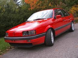 red volkswagen passat vwvortex com fs 1994 vw passat b3 glx sedan 182 948 miles