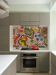 kitchen room design ideas fantastic multicolored mosaic kitchen