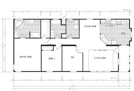 floor plans modular homes bedroom mobile home floorlans house with frontorch on texas ranch