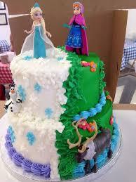 southern blue celebrations frozen party cake ideas u0026 inspirations