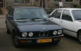 Bmw 318i 1985 File 1985 Bmw 528i Automatic 8775063333 Jpg Wikimedia Commons