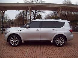 silver infiniti qx56 in south carolina for sale used cars on