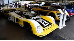 renault u0026 goodwood festival of speed partnerships renault