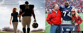 Mike Oher Blind Side Top 10 Memorable Quotes For The Blind Side Shawnliv