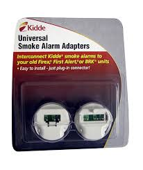 kidde ka b ka f universal smoke alarm adapters 2 different units
